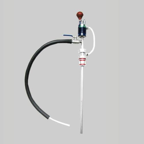 手动液氮泵