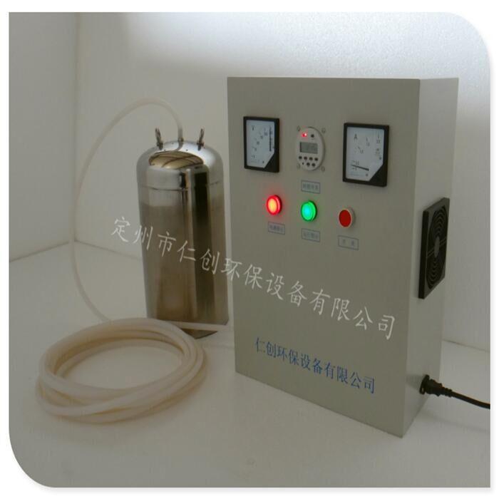 河北仁创水箱自洁消毒器(内置式/外置式)安装步骤