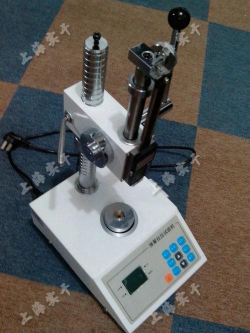 SGTH手動數顯彈簧拉力機
