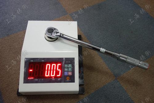 特殊定制的力矩扳手测定仪