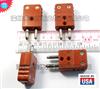 1160-K热电偶插头|美国马林高温热电偶插头,Marlin高温热电偶插头
