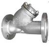 燃气气体专用Y型过滤器价格,不锈钢Y形过滤器厂家