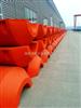 dn25-dn1100聚氨酯浮體 抽沙管道浮筒 塑料浮體 塑料浮筒