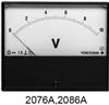 2076A频率表 日本横河YOKOGAWA指针频率表头