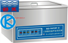 三频数控超声波清洗器KQ500VDV,昆山舒美牌,超声波清洗器
