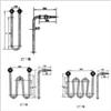 SRXY2型管状电加热元件(硝酸溶液加热器)