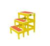 绝缘多层凳  可折叠绝缘凳