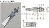 XS-710日本PEACOCK孔雀比测千分表百分表测头XS-710